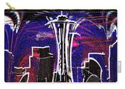 Needle In The City Carry-all Pouch