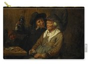 Neerlinter Interior Of A Tavern Carry-all Pouch