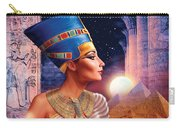 Nefertiti Variant 5 Carry-all Pouch