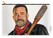 Negan - The Walking Dead Carry-all Pouch