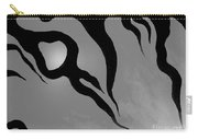Negative Emotions. Monochrome Carry-all Pouch
