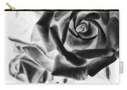 Negative Roses Carry-all Pouch
