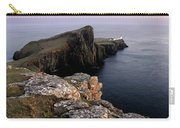 Neist Point Lighthouse, Isle Of Skye, Scotland Carry-all Pouch