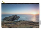 Neist Point Sunset Carry-all Pouch