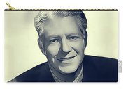 Nelson Eddy, Vintage Actor Carry-all Pouch
