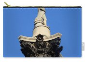 Nelson's Column, Trafalgar Square, London Carry-all Pouch