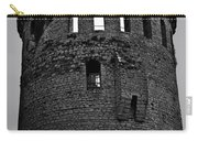 Nenagh Castle Tower Bw Carry-all Pouch