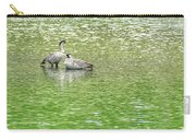 Nene On Green Pond Carry-all Pouch