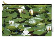 Nenufares Carry-all Pouch