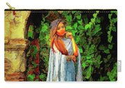 Neo Pre-raphaelite Carry-all Pouch