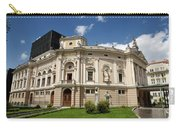 Neo Renaissance Architecture Of The Slovenian National Opera And Carry-all Pouch