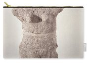 Neolithic Figure Carry-all Pouch