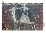 Neolithic Petroglyph Carry-all Pouch