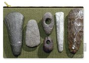 Neolithic Tools Carry-all Pouch