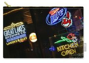 Neon Bar Signs Carry-all Pouch