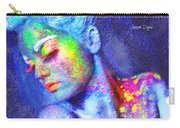 Neon Beauty Carry-all Pouch