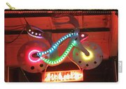 Neon Bicycle Carry-all Pouch