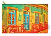 neon Cafe Carry-all Pouch