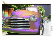 Neon Chev Carry-all Pouch