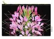 Neon Cleome Carry-all Pouch