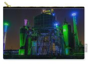 Neon Color Machinery Carry-all Pouch