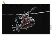 Neon Helo - Digital Art Carry-all Pouch