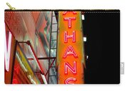 Neon Nathans Carry-all Pouch