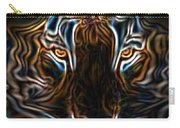 Neon Tigress Carry-all Pouch