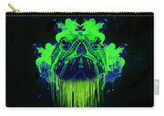 Neon Turtle Carry-all Pouch