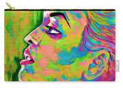Neon Vibes Painting Carry-all Pouch