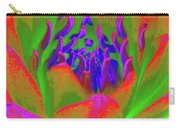 Neon Water Lily 02 - Photopower 3371 Carry-all Pouch