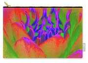 Neon Water Lily - Photopower 3370 Carry-all Pouch