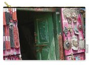 Nepalese Jewelry Shop Carry-all Pouch