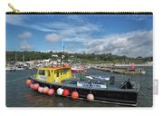 Neptune At The Harbour Carry-all Pouch