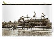 Neptune Casino And Onion-domed Bandstand, Santa Cruz Beach Circa 1904 Carry-all Pouch