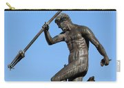 Neptune Statue In Gdansk Carry-all Pouch