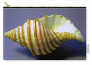 Neptune Whelk Seashell Carry-all Pouch