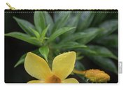 Nerium Oleander In The Rain Carry-all Pouch