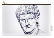 Nero Roman Emperor Series Ancient Rome Carry-all Pouch