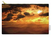 Nested Sun Carry-all Pouch
