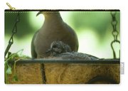 Nesting Doves, Hanging Basket, Balcony Garden, Hunter Hill, May  Carry-all Pouch