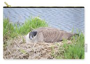 Nesting Goose Carry-all Pouch