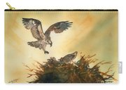 Nesting Ospray Carry-all Pouch