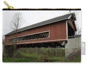 Netcher Road Covered Bridge 2 Carry-all Pouch