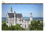 Neuschwanstein Castle Of Germany Carry-all Pouch