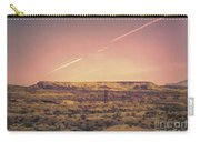 Nevada Usa Valley Of Fire  Carry-all Pouch