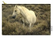 Nevada Wild Horses 4 Carry-all Pouch