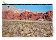Nevada's Red Rocks Carry-all Pouch
