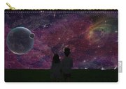 Never Alone Part 2 Carry-all Pouch