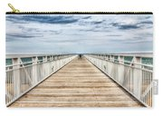 Never Ending Beach Pier Carry-all Pouch